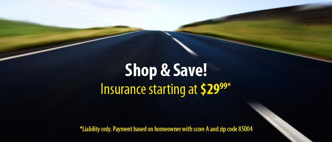 Cheap Liability Car Insurance Az